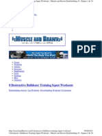 8 Destructive Bulldozer Training Squa