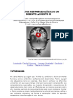 WEBQUEST MARCIA - ASPECTOS NEUROPSICOLÓGICOS DO DESENVOLVIMENTO II - 2011-1