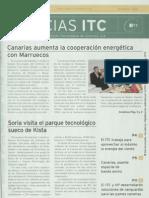 Boletín del Instituto Tecnológico de Canarias (diciembre 2004)