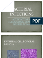 Oral Infections
