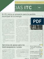 Boletín del Instituto Tecnológico de Canarias (octubre 2005)