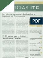 Boletín del Instituto Tecnológico de Canarias (diciembre 2005)