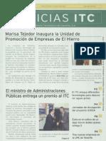Boletín del Instituto Tecnológico de Canarias (marzo 2006)