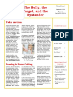 Trevor Romain Educator Newsletter - September 2008