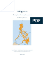 Philippines_assessment of Savings[1]