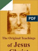 Teachings of Jesus Christ