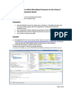 Microblaze Linux on Xilinx ML605