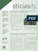 Boletín del Instituto Tecnológico de Canarias (marzo-abril 2008)