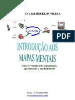 Virgilio Vasconcelos Vilela - Introducao Aos Mapas Mentais