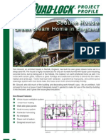 Green Dream Home With ICF
