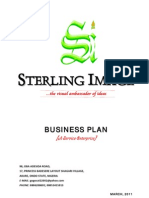Sterling Image Business Plan by Olalusi Oluwaseyi Book 1