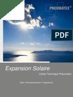Expansion Solaire Pneumatex