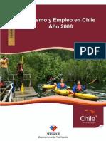 Turismo y Empleo en Chile 2006