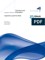 Fit for Work? Musculoskeletal Disorders and Labour Market Participation (2007)