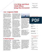 Trevor Romain Parents Newsletter - September 2008