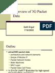 3G Data Tutorial