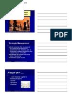 Week 2 - Chapter 02 Strategic Management
