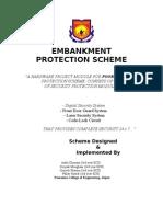 Embankment Protection Scheme