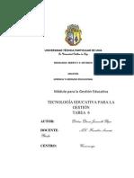 TAREA 6. CÓMO Y CUAL SERÍA EL APORTE ALCAMPO EDUCATIVO-DILMER-2011