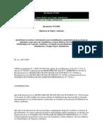 Resolución 1712-quirofanos