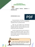 AULA 03 LEITURA E PRODUÇÃO DE TEXTOS