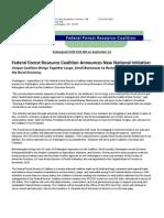 FFRCPressRelease9-1-11