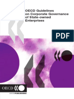 OECD Guidelines on State-Owned Enterprises