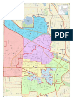 Irving Council Redistricting Plan A Revised