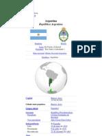 Argentina Full