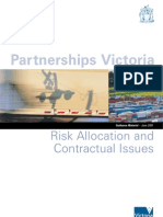 Risk Allocation and Contractual Issues1 - Entire