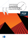 Accountability and Transparency an Guide for State Ownership - OECD