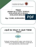 [semana_01]_ORIGEN_DE_LA_VIDA_Y_EVOLUCION_2009