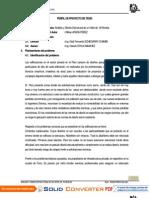 Analisis y Diseño Estructural