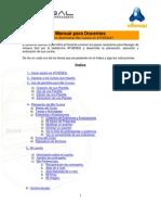 CÓMO VER  Manual para  Docentes ATHENEA 15