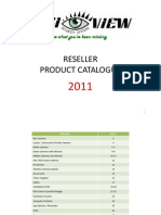 Reseller Catalogue - 2011 (1)