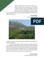 Presentación de Suarías a Pueblo Ejemplar de Asturias 2011
