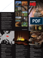 16th International Congress of Speleology 2013 - Circular 1