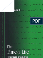 The Time of Life, Heidegger and Ethos, By W. McNeill