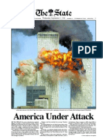 The State's pages on 9/11 through the years