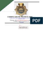 Coet Codificado Trafico 2008