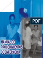 Manual de Procedimientos de Enfermería_lahabana
