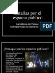 Barranco y El Espacio Publico