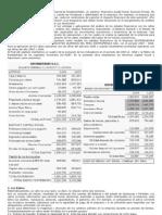 ejemplos razones financieras