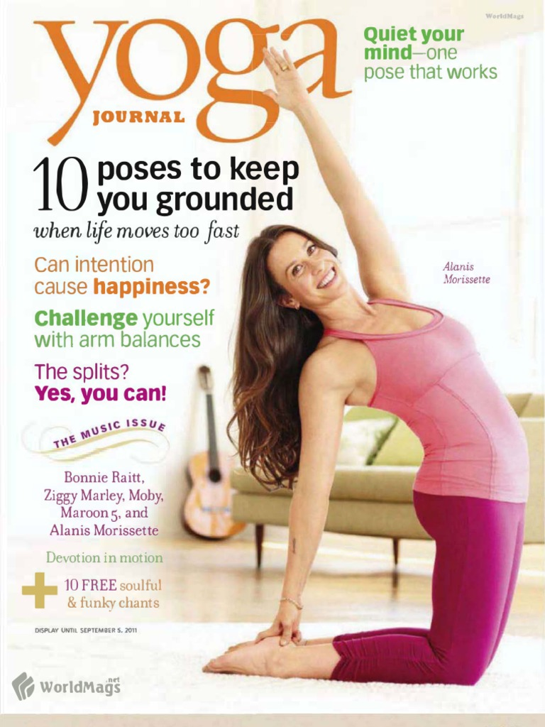 Yoga journal september 2011 yoga leisure malvernweather