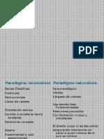 Diferencia Entre  Paradigmas