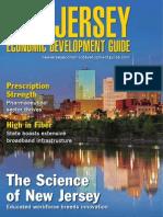 New Jersey Economic Development Guide 2011