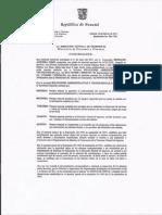 Autorización de la DGI a2 Softway Resolución 201-1701 del 17/02/2011