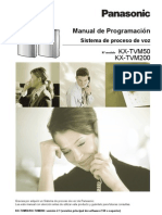 Programming Manual-ES TVM
