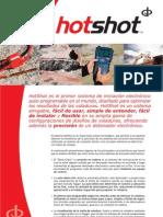 HotShot Sistema de Iniciación Electrica