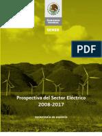 Prospectiva SE 2008-2017